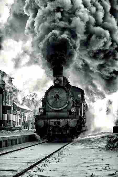 Chemin de fer photos anciennes et d 39 autrefois photographies d 39 poque en noir et blanc - Nettoyer la semelle d un fer a vapeur ...