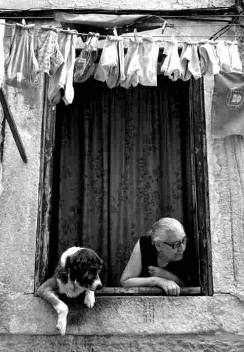 Photo ancienne et de autrefois, photographie de époque en noir et blanc