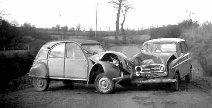 les accidents d u0026 39 automobiles