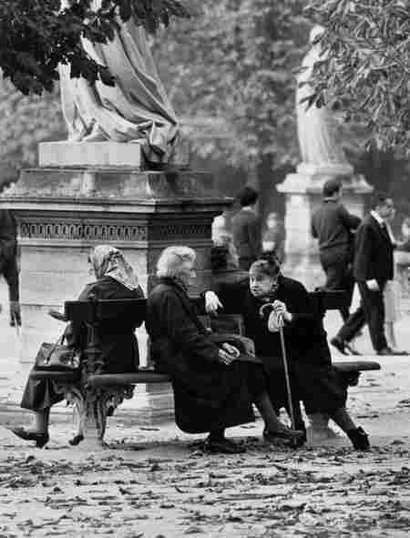 Vieux paris photos anciennes et d 39 autrefois - Jardin du luxembourg enfant ...