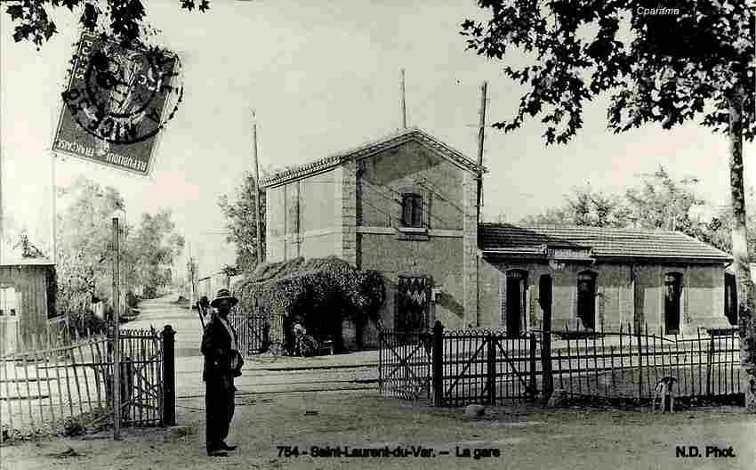 Saint laurent du var photos anciennes et d 39 autrefois - Chambre des metier saint laurent du var ...