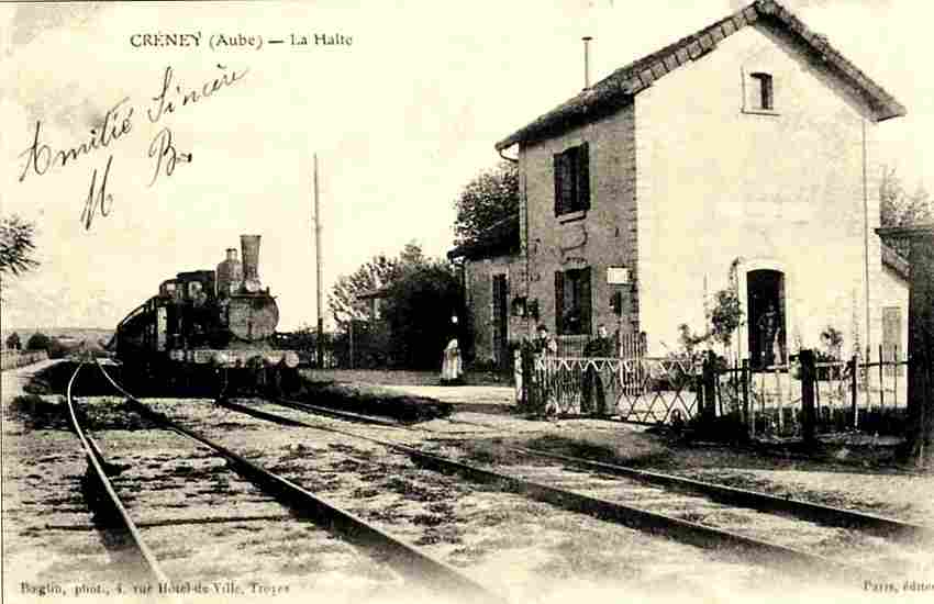 Creney pr s troyes photos anciennes et d 39 autrefois for Creney pres troyes