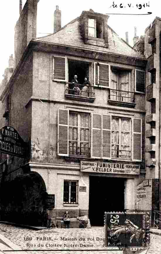 Les rues de paris photos anciennes et d 39 autrefois for 9 rue de la chaise sciences po