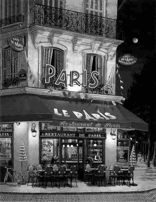 Bistrots Cafes Et Tabac Parisiens Photos Anciennes Et D Autrefois