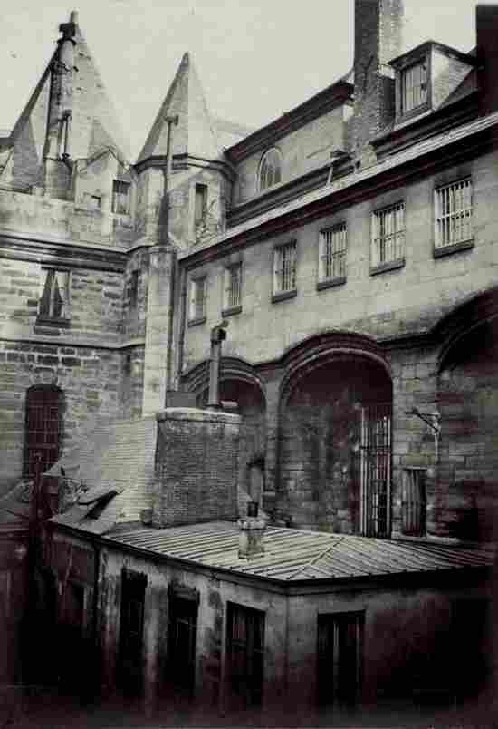 La pr fecture de police de paris photos anciennes et d - Prefecture de police porte de clignancourt ...